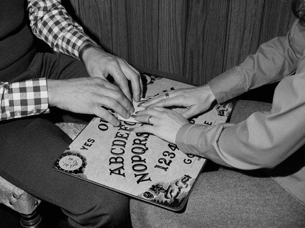 My Personal Ouija Board Experiences