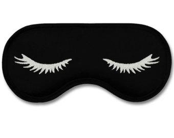 chic-and-elegant-eye-sleep-mask-eye-mask-with-lovely-eyelashes-black-qp6cr4-clipart