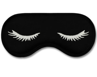chic-and-elegant-eye-sleep-mask-eye-mask-with-lovely-eyelashes-black-qp6cr4-clipart