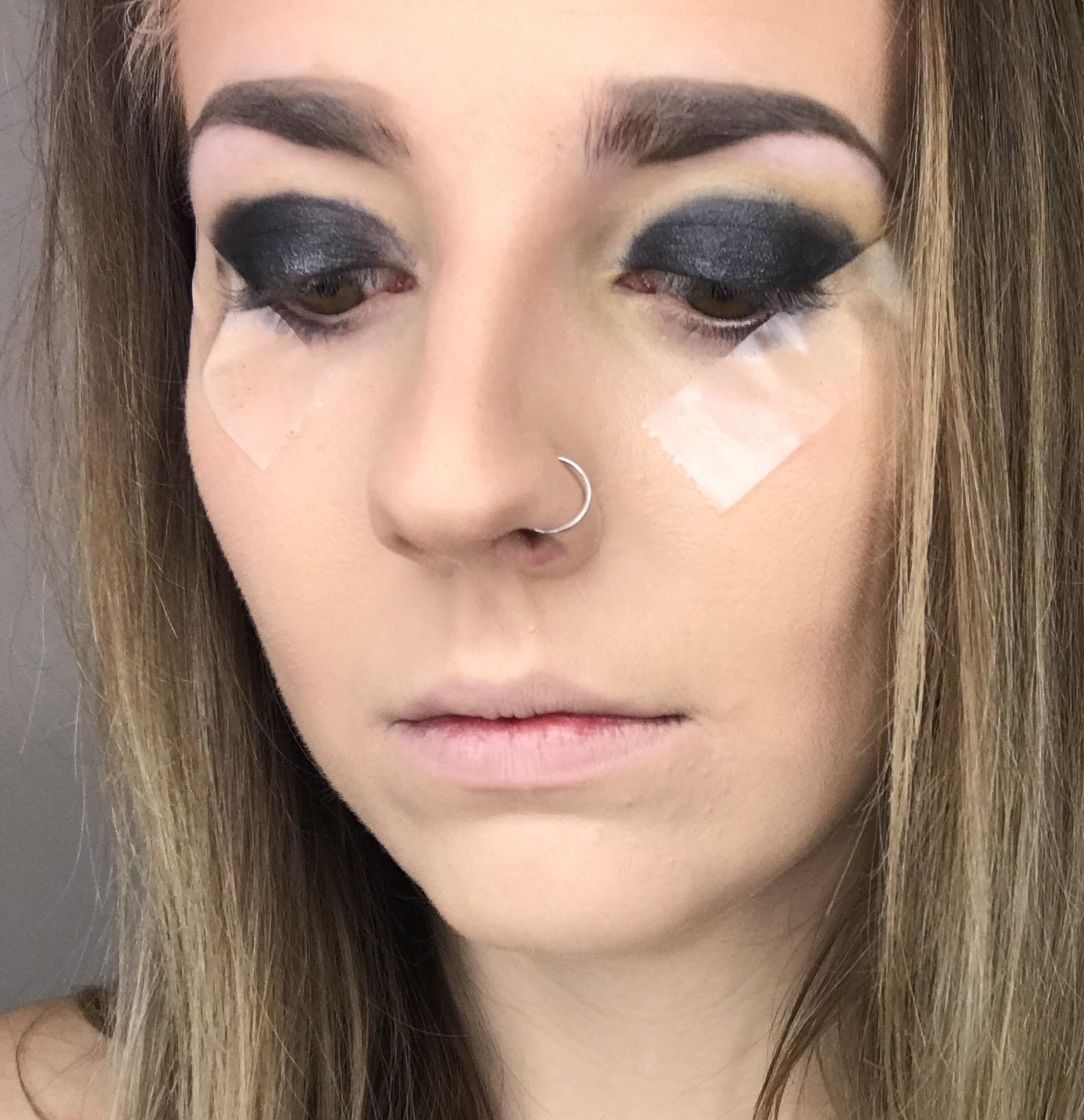 Black Smokey Eye Itsthelittlethingsinlifethatmatter