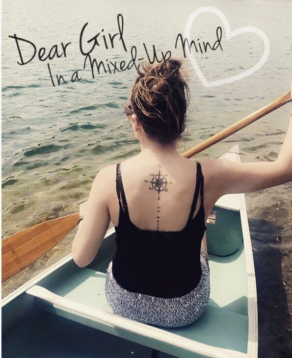 Dear Girl in a Mixed-up Mind