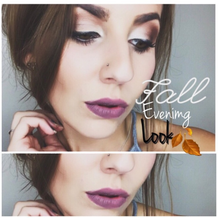 Autumn Evening Makeup Tutorial